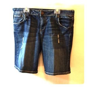 Kut From The Kloth Jean Shorts